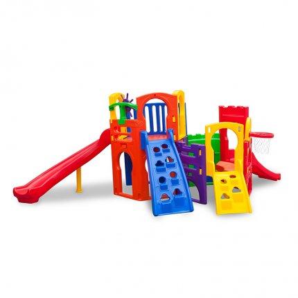 Playground certificado inmetro