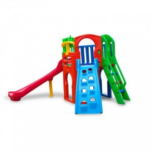 playgrounddeplasticoinfantilcomescorregadoreescada